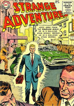1955 ... Radium Man!