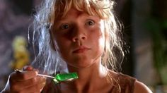 MUST HAVE GREEN JELLO Trembling #JELLO = approaching #dinosaur.  #JurassicPark