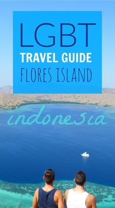 Pin our gay travel guide to Flores island