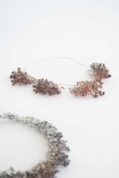 Linda Miao Jewellery Department of HDK Gothenburg - CURRENT OBSESSION