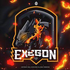 Design Art, Logo Design, Graphic Design, Logo Dragon, Esports Logo, Twitch Channel, Team Logo, Packaging Design, Darth Vader