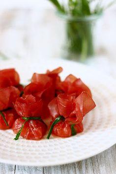 Fagottini di bresaola agli agrumi | MIEL & RICOTTA