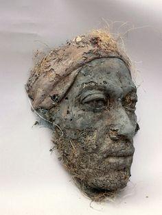 Tebby George - Oteino II  Cold Cast Bronzes