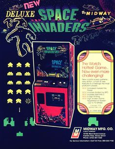 Space Invaders Deluxe: An Arcade out of this world!
