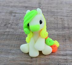 Rainbow Night Star - tiny pony 2018 (custom order)