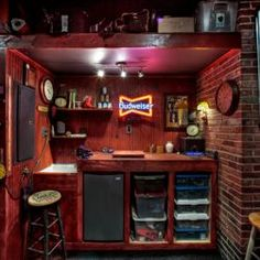 man cave shed plans - Brilliant Ideas For Man Cave Shed