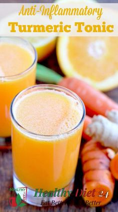 This slightly sweet, earthy tonic is a wonderful way to start your day: Anti-Inflammatory Turmeric Tonic. And the best part is that you d...