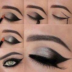 мейкап для зеленых глаз, макияж, идеальные стрелки
