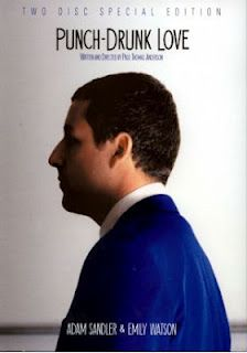 Punch-Drunk Love is a romantic comedy/drama that tells the story of Barry Egan (Adam Sandler), an introverted, sweet but socially inept Manchild, … Love Movie, Movie Tv, Movie List, Adam Sandler Movies, Luis Guzman, Comedy Center, Thomas Anderson, I Love Cinema, Inspirational Movies