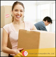Are you thinking of moving on your own? Make sure to carry only one box at a time for the safety of your belongings.