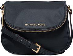 MICHAEL Michael Kors Bedford Nylon Flap Crossbody on shopstyle.com