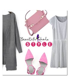 """""""beautifulhalo.com"""" by katienochvay ❤ liked on Polyvore featuring Alexander Wang, Henri Bendel, long, lacedress and beautifulhalo"""