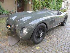 Jaguar XK 120 C (C-Type) - Replik