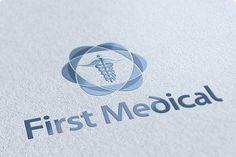 Medical Logo Design by getlogo on Print Design, Logo Design, Graphic Design, Environment Logo, Logo Psd, Medical Logo, Corporate Identity, Logo Templates, Adobe Illustrator