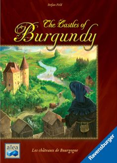 The Castles of Burgundy. Would love to try this game, pretty sure I would enjoy it a lot :-)