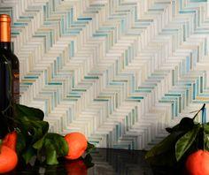 DESIGNER SPOTLIGHT: Sara BALDWIN, Weaving Patterns in Glass