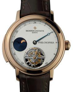 Vacheron Constantin | Philosophia | Rotgold | Uhren-Datenbank watchtime.net