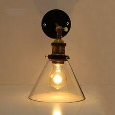 Fuloon ブラケットライト・レトロ・照明器具 アンティーク調 レトロ おしゃれ かっこいい 壁付け照明 壁掛け照明器具
