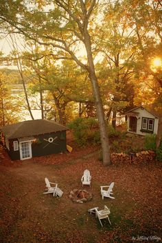 Camp Wandawega 2014 per·fect adjective /'pərfikt/ having all the required or desirable elements, qualities, or characteristics; Lake Cabins, Cabins And Cottages, Vintage Cabin, Lake Cottage, Lakeside Cottage, Camping Life, Van Camping, Camping Gear, Cabins In The Woods