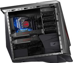 ASUS ROG apresenta desktop GT51CA com GeForce GTX 1080 https://swki.me/AhZKedIF                    Aki Há Tecnologia