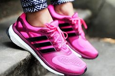 Adidas Energy BOOST Berry Pink