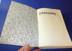 Turn a paperback into a hardback with a custom cover. Somewhat cheap, but doable.