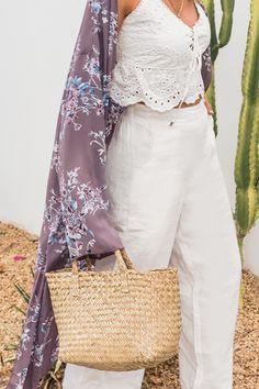 Bell Sleeves, Bell Sleeve Top, Basket Bag, Bohemian, Bags, Collection, Women, Fashion, Handbags