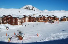 Résidences Réparties Plagne Villages (La Plagne Village) Stations De Ski, Resorts, Mount Everest, Skiing, France, Country, Places, Nature, Travel