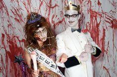 Zombie Prom- Halloween