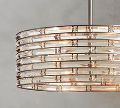 Pottery barn regent curved crystal chandelier chandeliers curves regent curved crystal chandelier aloadofball Image collections