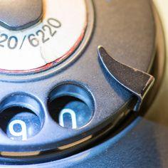 telephone dialplate F Scott Fitzgerald, Telephone, The Past, Old Things, Phone