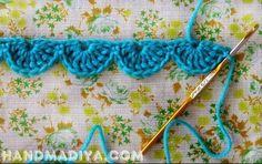 crocheters club: uncinetto coperta