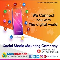 Social media marketing is one of the best ways to get your business up and running. But you still need to craft a good strategy. Unaware of what it will be? Contact us on +91 9818823408. #socialmediainfluencer #business #influencermarketing #socialmediatrends #startup #entrepeneur #onlinebusiness #socialmediamarketingagency #contentcreation #socialmediamarketingstrategy #digitalmarketingservices #digitalmarketing #contentcuration #onlineadvertising #startupbusiness #entrepreneurship Social Media Marketing Agency, Social Media Trends, Social Media Influencer, Influencer Marketing, Digital Marketing Services, Start Up Business, Online Business, Best Web Design, Web Design Company