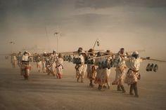 Victor Habchy Burning man Festival 2014