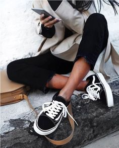 How to style vans sneakers – Just Trendy Girls Vans Outfit 808f046cd