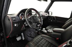 BRABUS 800 iBusiness Mercedes G 65 AMG