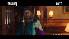 """Long Shot is in theaters everywhere May 3 starring Seth Rogen and Charlize Theron. The critics agree that it's """"the first must-see comedy of Praise Dance Wear, Long Shot, Ham Radio, Charlize Theron, Powerful Women, Atlanta, Comedy, Shots, Movies"""
