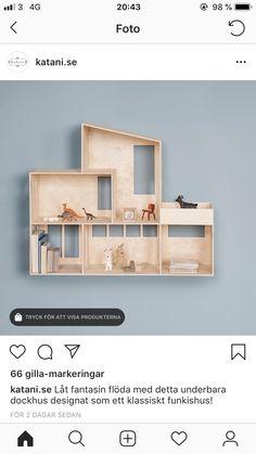 Floating Shelves, Rum, Design, Home Decor, Toys, Decoration Home, Room Decor, Wall Shelves