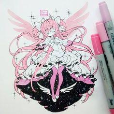 Learn To Draw Manga - Drawing On Demand Manga Drawing, Manga Art, Drawing Sketches, Anime Art, Kawaii Art, Kawaii Anime, Pretty Art, Cute Art, Arte Copic
