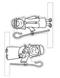 Nativity Scene Craft Page 6 More