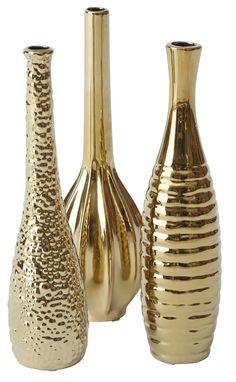 3-Piece Tianna Vase Set