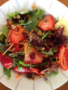 Summer Salad Jamaican Dishes, Summer Salads, Cheesesteak, Meals, Ethnic Recipes, Food, Meal, Essen, Hoods