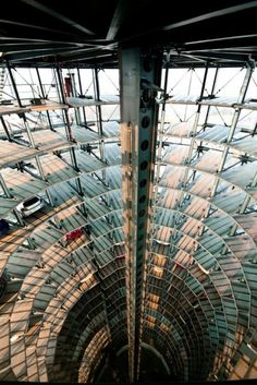 I like car-park architecture and I like the panopticon. This has both.    (Source: kmaynard)