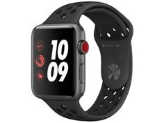 #apple#applewatch#nike#relogio Apple Watch Nike+ Series 3 42mm GPS + Celullar - Wi-Fi Bluetooth Pulseira Esportiva 16GB - Magazine Lojamagalu1000 Clique no PIN para ver preço!