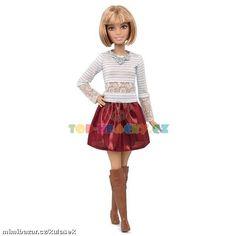 BRB Barbie fashionistas modelka 23/ 279,-