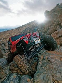 Love a good front end Friday! Red Jeep, Jeep Tj, Jeep Truck, Jeep Rims, Badass Jeep, Jeep Wrangler Unlimited, Wrangler Jeep, Big Rig Trucks, Car Pictures