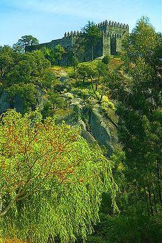 Povoa de Lanhoso castle - Minho - PORTUGAL - Minhas origens.