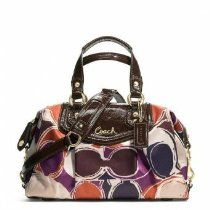 Coach Ashley Hand Drawn Scarf Print Convertible Satchel Bag 20034 Multicolore  From Coach  List Price:$358.00  Price:$160.00  #coach