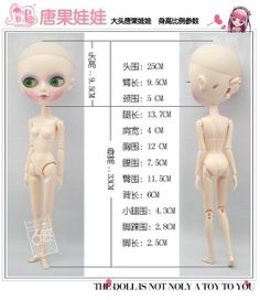 Some more info on tangkou doll :)