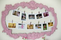 Girly Pink DIY 1st Birthday from @A Bubbly Life!